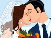 بوسة العروسة